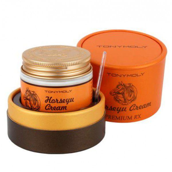 Купить со скидкой Premium RX Horse Yu Cream -  Крем для лица с экстрактом лошадиного масла