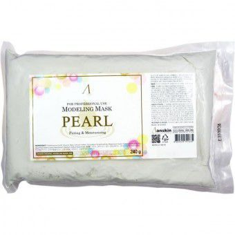 Anskin Pearl Modeling Mask / Refill - Альгинатная маска осветляющая