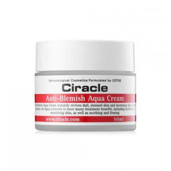 Ciracle Anti Blemish Aqua Cream - Крем для лица увлажняющий