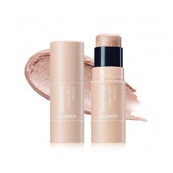 The Saem Saemmul Cream Stick Blusher WH01 Glamerous - Румяна