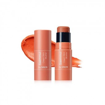Saemmul Cream Stick Blusher OR01 Hello Orange - Румяна