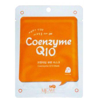 Mijin MJ Care Coenzyme Q10 Mask - Маска антивозрастная