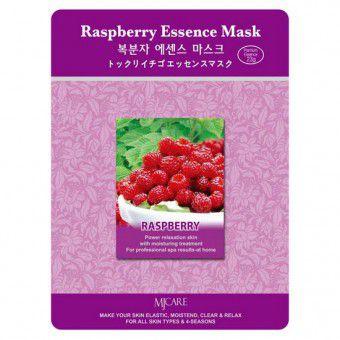 Mijin Raspberry Essence Mask - Маска антивозрастная