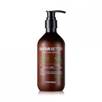 TonyMoly Dr. For Better Catechin Shampoo - Гипоаллергенный шампунь