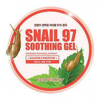 Secret Key Snail 97 Soothing Gel - Улиточный гель