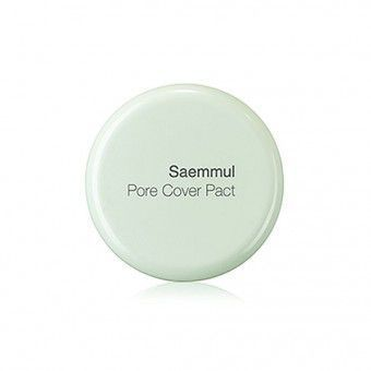 The Saem Saemmul Perfect Pore Pact - Пудра компактная