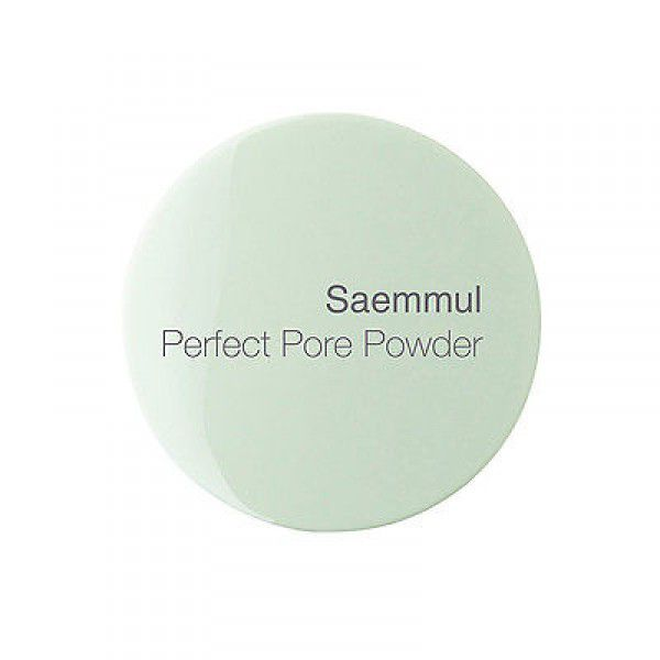 The Saem Saemmul Perfect Pore Powder - Пудра рассыпчатая