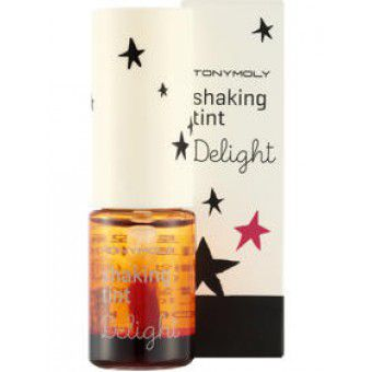 TonyMoly Delight Shaking Tint 03 Shaking Orange - Тинт для губ 03