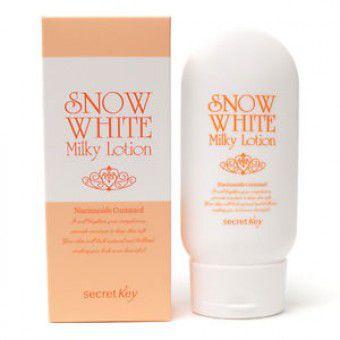 Secret Key Snow White Milky Lotion - Лосьон осветляющий