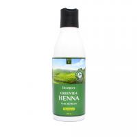 Green Tea Henna Pure Refresh Shampoo (200 ml.) - Смягчающий шампунь для волос с зеленым чаем и хной