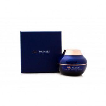 Soonari Premium Peptide Cream - Антивозрастной крем для лица и шеи с пептидами