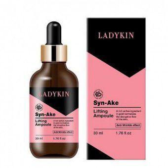 Ladykin Syn-Ake Lifting Ampoule - Сыворотка для лица со змеиным ядом