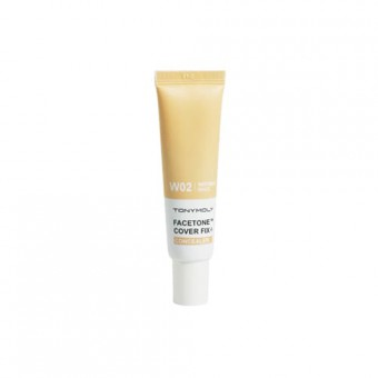 Facetone Cover Fix Concealer SPF30 PA++ 02
