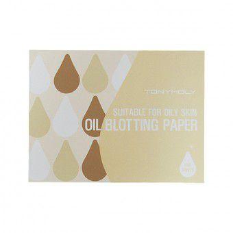 TonyMoly Oil Blotting Paper - Матирующие салфетки