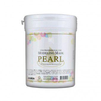 Anskin Pearl Modeling Mask / container - Альгинатная маска осветляющая