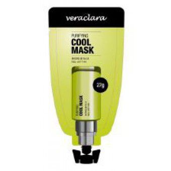 Veraclara Puryfying cool mask - Маска охлаждающая очищающая