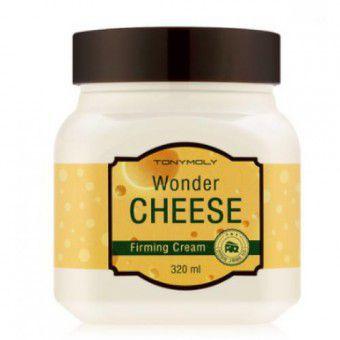 TonyMoly Wonder Cheese Firming Cream - Укрепляющий крем с сыром Грюйер