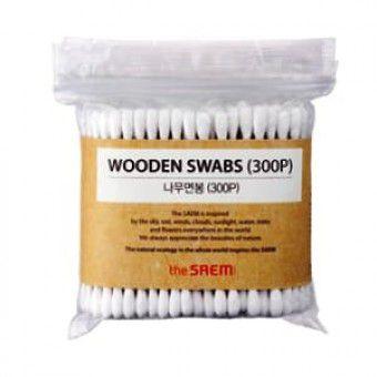 The Saem Wooden Swab - Ватные палочки