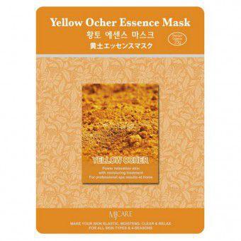 Mijin Yellow Ocher Essence Mask - Маска антиоксидантная