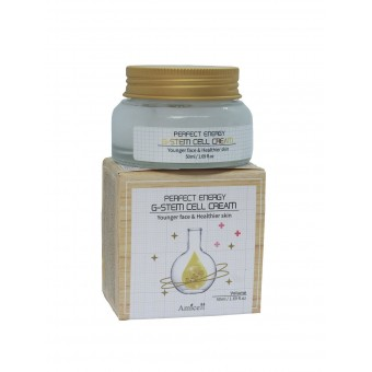Amicell Perfect Energy G-Stem Cell Cream - Увлажняющий гель крем