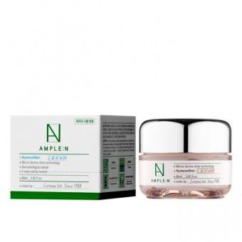 Ample:N Hyaluron Shot Cream - Гиалуроновый крем