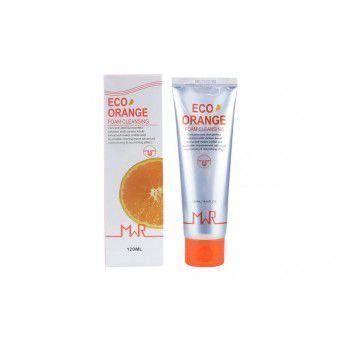 Yu.R MWR Eco Orange Foam Cleansing - Пенка для умывания с апельсином