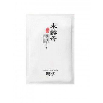 Beneskin Mihyomo Mask  Pack - маска для лица на основе ферментированного экстракта Галактомиса с Гиалуроновой кислотой и Ниацинамидом