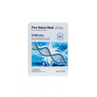 Anskin Secriss Pure Nature Mask Pack - Stem cell - Маска со стволовыми клетками