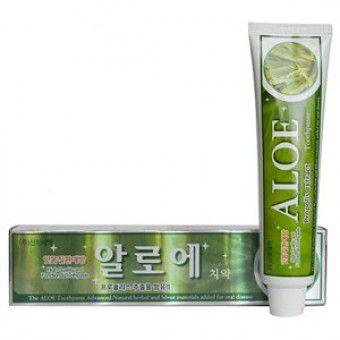O-Zone Aloe Toothpaste - Зубная паста Алое