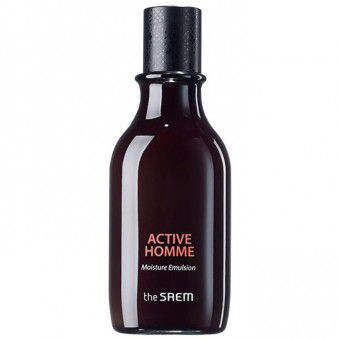 The Saem Active Homme Moisture Emulsion -  Увлажняющая мужская эмульсия для лица