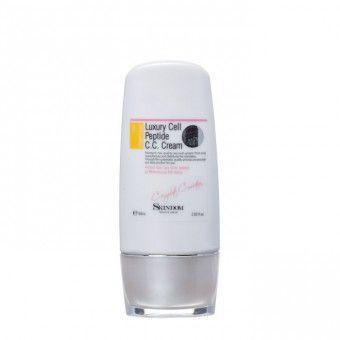 Skindom Luxury Cell Peptide CC Cream - СС крем с элитными клеточными пептидами