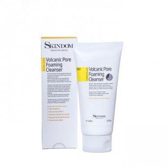 Skindom Volcanic Pore Foaming Cleanser - Средство для глубокого очищения с вулканическим пеплом