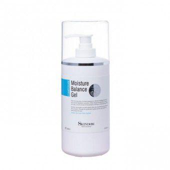 Skindom Moisture Balance Gel - Глубокоувлажняющий гель для лица с матирующим эффектом