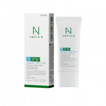 AMPLE:N Hyaluron Shot Sun Care SPF 50+/PA++++ IRF 20 - Солнцезащитный крем для лица