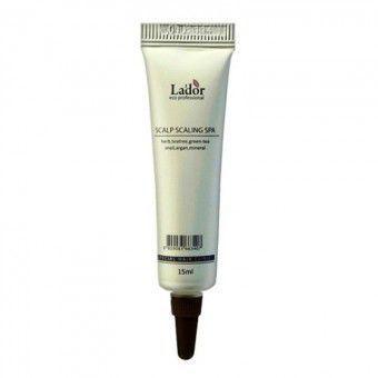 La'dor Scalp Scaling Spa Ample - Сыворотка-пилинг для очищения кожи головы