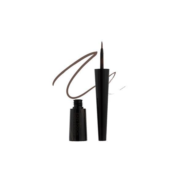 Купить Easy Touch Liquid Eyeliner 01 - Гелевая подводка для глаз черная, TonyMoly