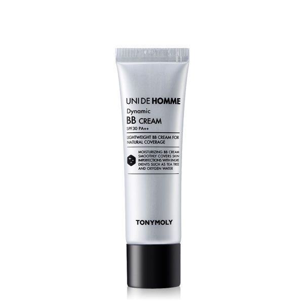 Купить со скидкой Uni De Homme Dynamic BB Cream SPF30 PA++ - ББ крем