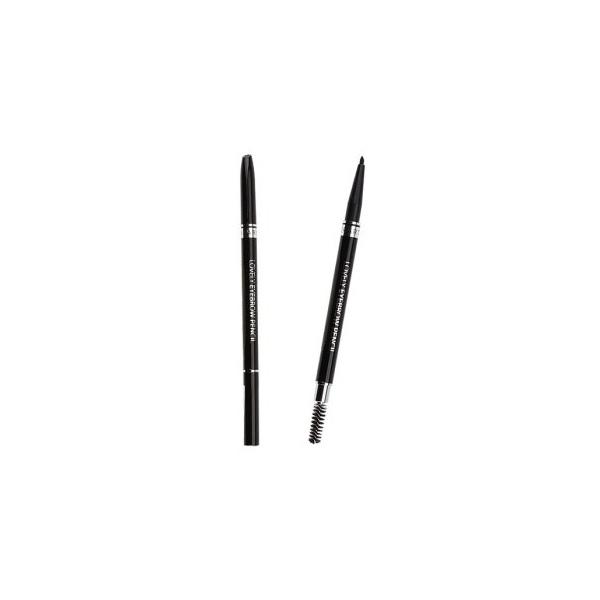 Lovely eyebrow pencil 05 black brown - карандаш для бровей