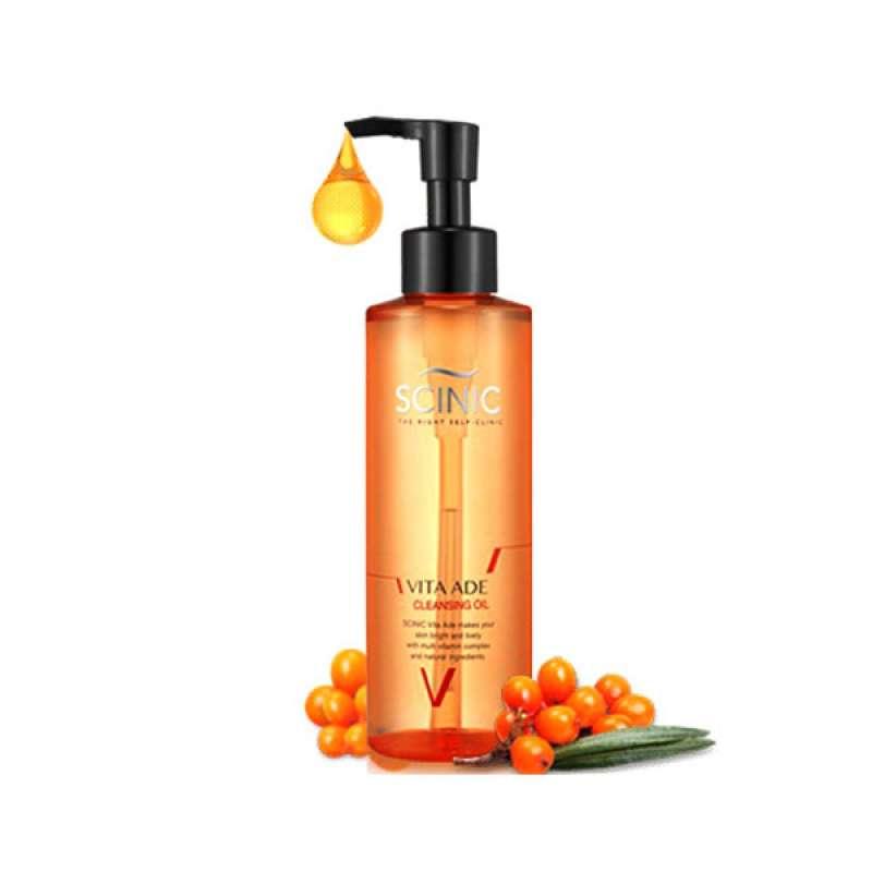 Купить со скидкой Vita Ade Cleansing Oil - Очищающее гидрофильное масло с витаминным комплексом