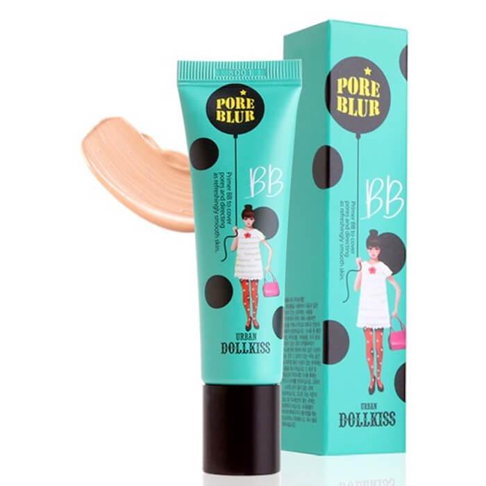 Urban Dollkiss Pore Blur BB - Крем ББ для кожи с расширенными порами