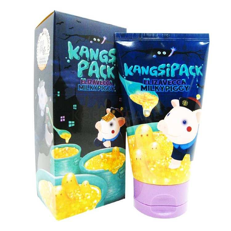 Купить Kangsipack Milky Piggy - Маска с экстрактом золота, Elizavecca