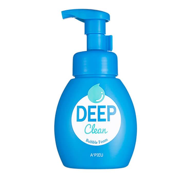 Deep Clean Bubble Foam - Пенка для умывания