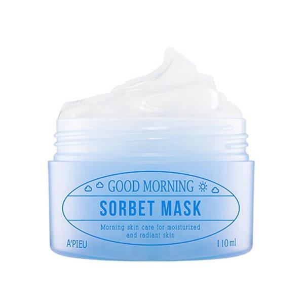 Купить Good Morning Sorbet Mask - Увлажняющая утренняя несмываемая маска-сорбет для лица, A'pieu