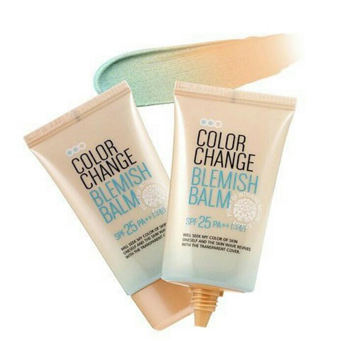 Lotus Color Change Blemish Balm - Многофункциональный СС крем