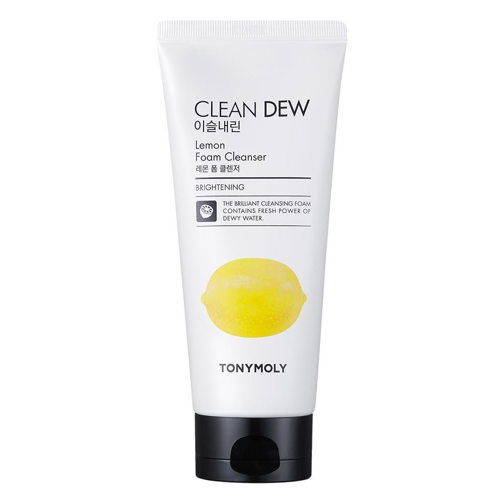 Купить со скидкой Clean Dew Lemon Foam Cleanser - Осветляющая пенка для умывания с экстрактом лимона