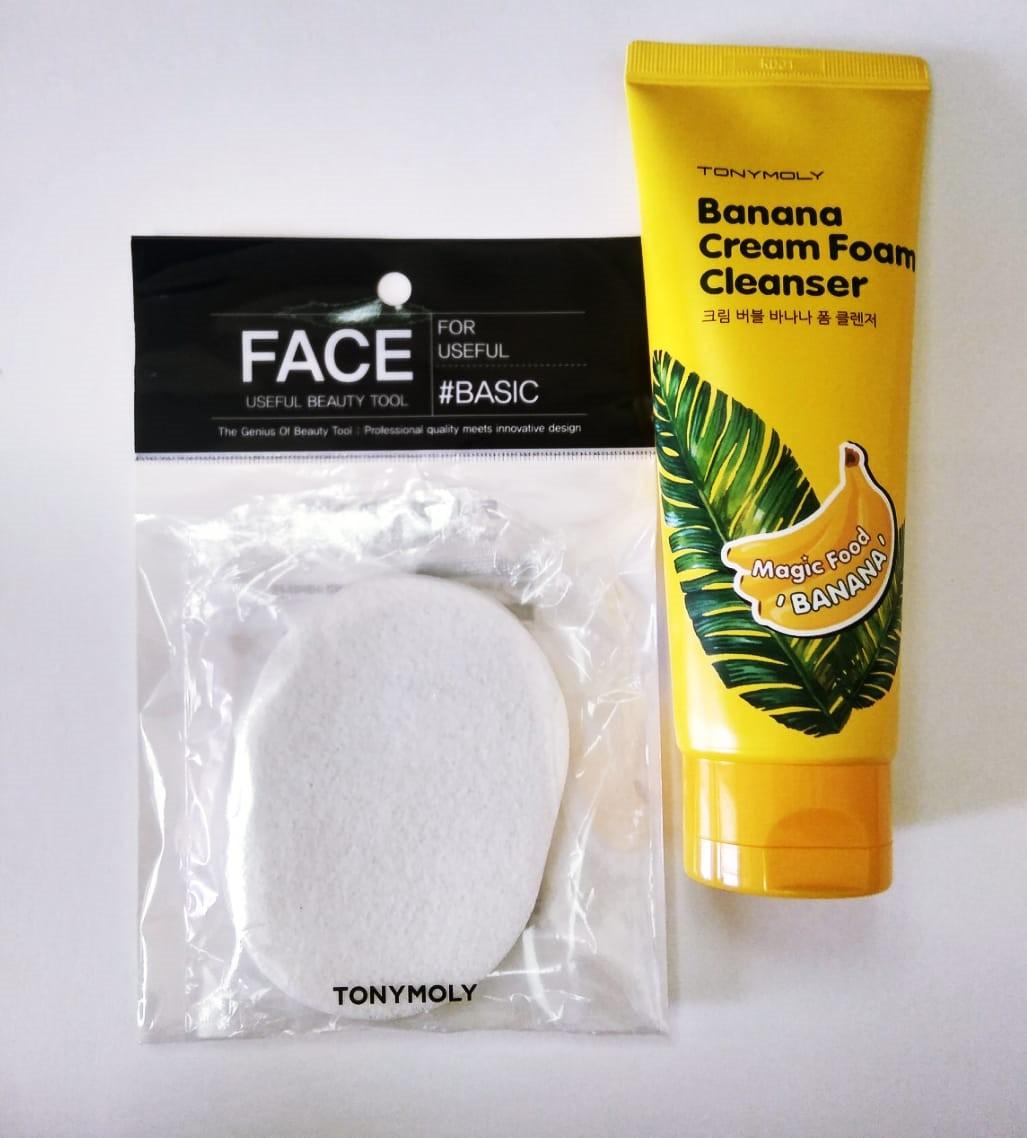 Banana Clean Set - Набор для очищения кожи