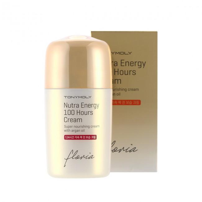 Floria Nutra 100Hour Cream - Энергетический крем «100 часов увлажнения»