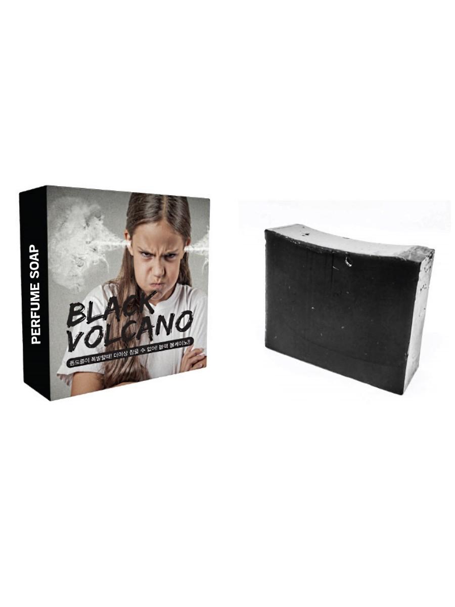 Купить Soap Black Volcano - Парфюмированное мыло, Marchen