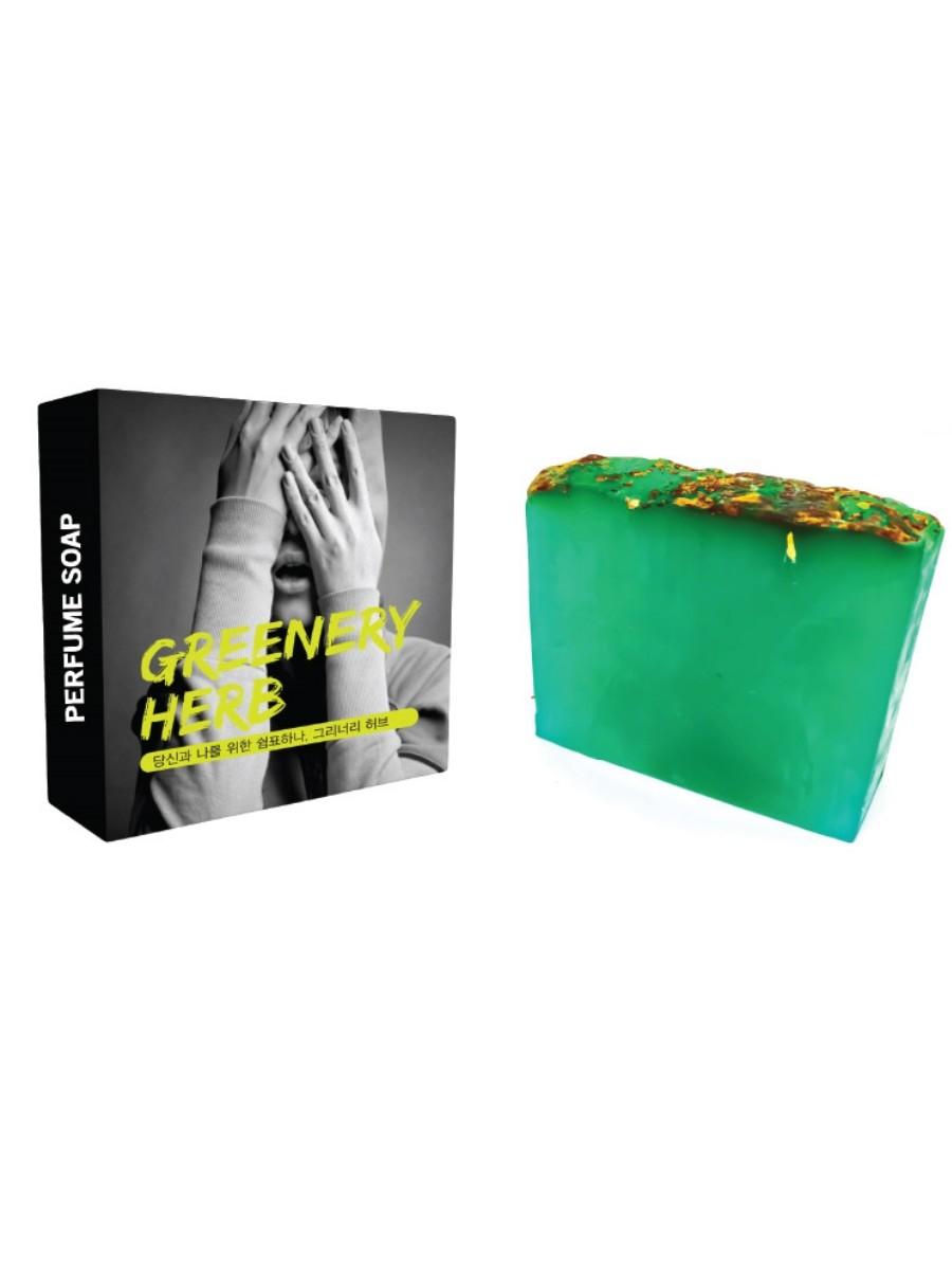 Купить Soap Greenery Herb - Парфюмированное мыло, Marchen
