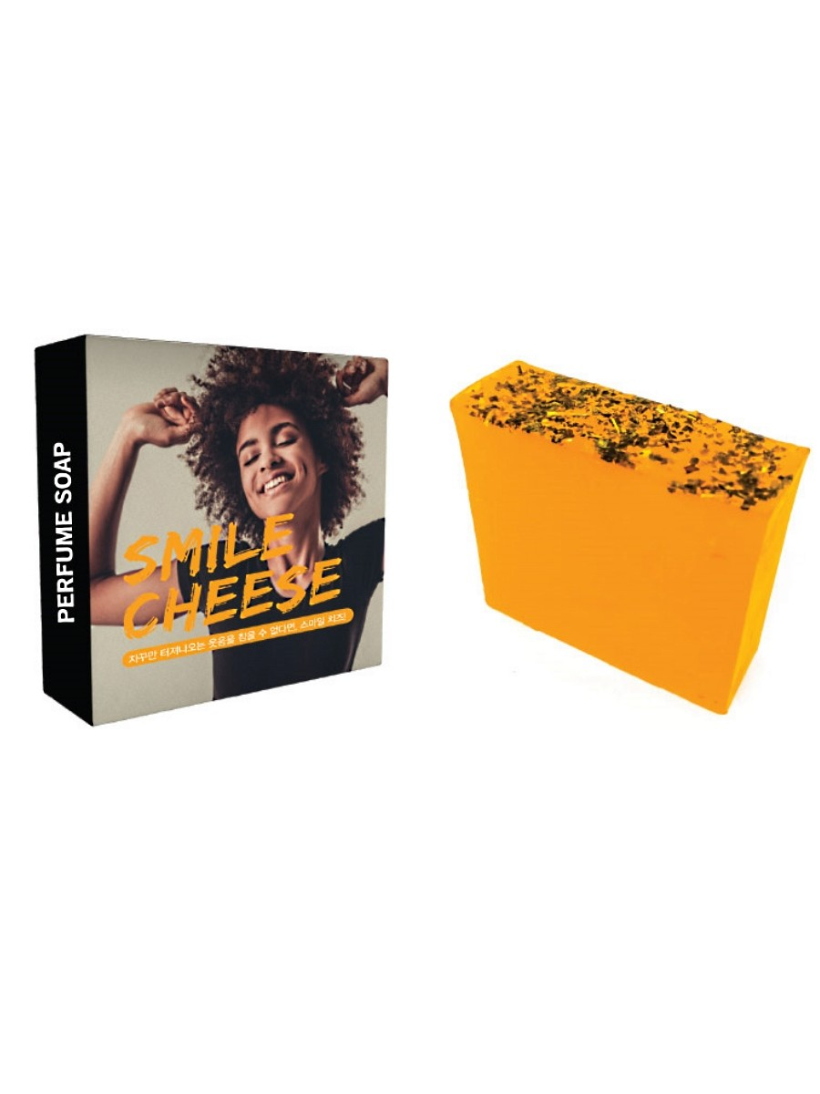 Купить Soap Smile Cheese - Парфюмированное мыло, Marchen